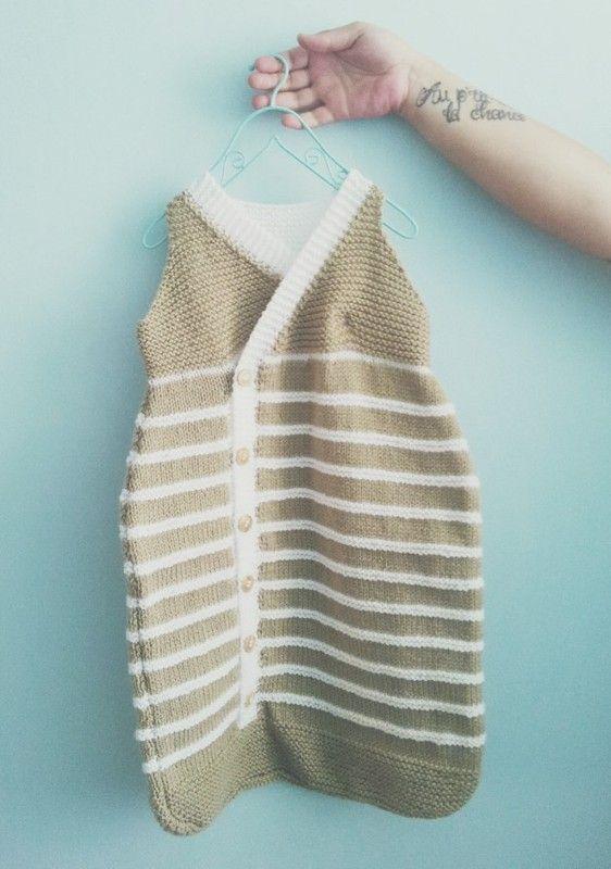 modele tricot gratuit turbulette